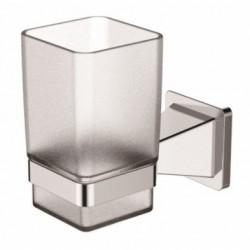 1035 Держатель стакана(стекло) KAISER хром