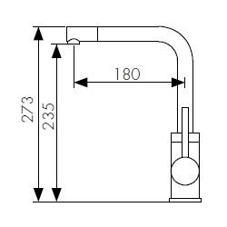 KAISER Oval 56055