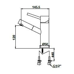KAISER KG2M-8050