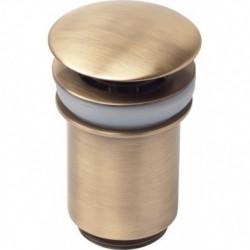 8011An Донный клапан KАISER автомат (бронза)