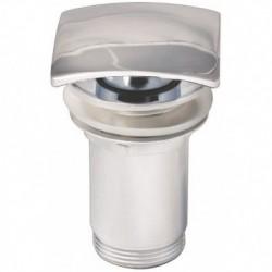 8033 Донный клапан KАISER автомат, квадрат